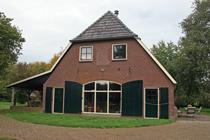 De voormalige boerderij van Jan Willem uit Halle