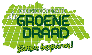 Logo Energiecoöperatie de Groene Draad